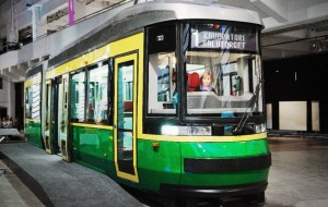 Arrow Productions - helsinki-new-tram-CAF